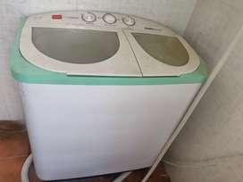 Onida semi automatic washing machine for urgent sale