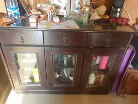 Showcase in good condition