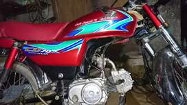 Honda cd 2017 to 2018 full and finel 52000