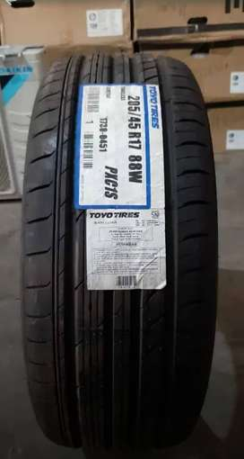 Ban Toyo Tires murah ukuran 205 45 R17 Proxes C1S Mini Cooper CRZ