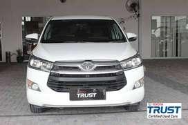 Toyota Trust - TOYOTA INNOVA REBORN V DIESEL MT 2015