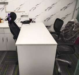Furnished Office space with all services with 0% Brokerage.