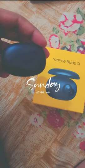 Realme buds Q for sale!