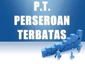 JASA Pembuatan dan Pengurusan PT, CV, NIB, LSM, Yayasan