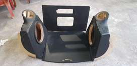 Sound system all new yaris