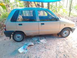 Maruthi 800,45000km driven, Re-registered recently