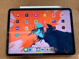 Ipad pro 11 2018 dan apple pencil 2