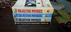 Physics Dinesh publication (Vol. I-III) set