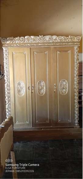 Jual Produk Lemari 3 Pintu Minimalis Termurah, free ongkir