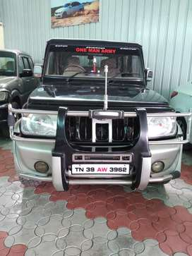 Mahindra Bolero SLX BS III, 2010, Diesel