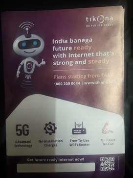 Internet Broadband  service