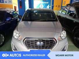 [OLX Autos] Datsun Go Panca 1.2 Bensin AT 2019 Silver #Moarr Motor