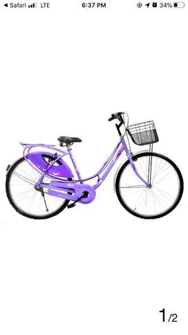 LADY BIRD DREAMZ 2 purple cycle