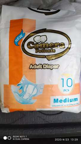 Adult Diapers, Dignity Sheet