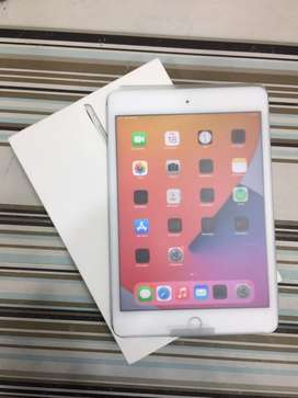 IPAD MINI 4 128GB WIFI ONLY WARNA SILVER