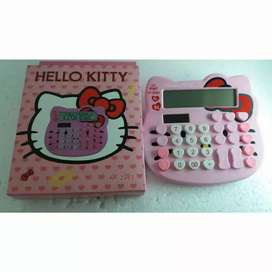 Kalkulator Hello Kitty 12 digit