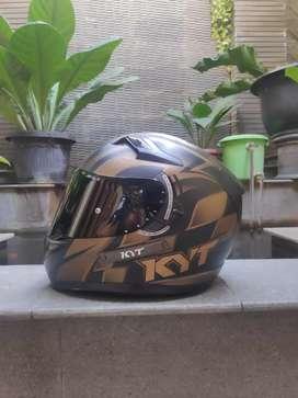 KYT K2 WorldGP Series Black Matte/Doff