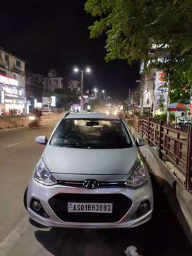 Grand i10 Asta top variant for a very cheap price and still negotiable