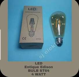 E27 LED Light Bulb Lamp Vintage Retro Filament Edison Antique