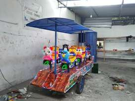 mainan odong wahana murah berkualitas disukai anak anak