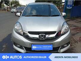 [OLX Autos] Honda Mobilio 1.5 E Bensin Bensin 2015 M/T Silver #Arenta