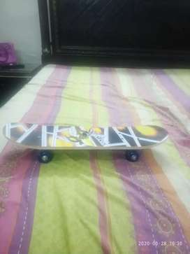 its very good condition and it has a hard wood