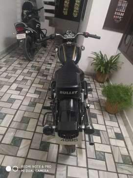 Brand new Royal Enfield with alloy wheels