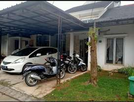 Sewa Rumah Furnish Serpong Garden 1 dekat AEON, stasiun Cisauk.