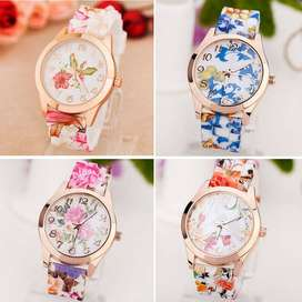 Floral Watch For Women