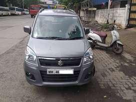 Maruti Suzuki Wagon R Wagonr VXI + AMT, 2016, Petrol