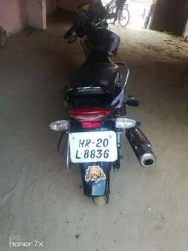 Urgent sell 112cc discover