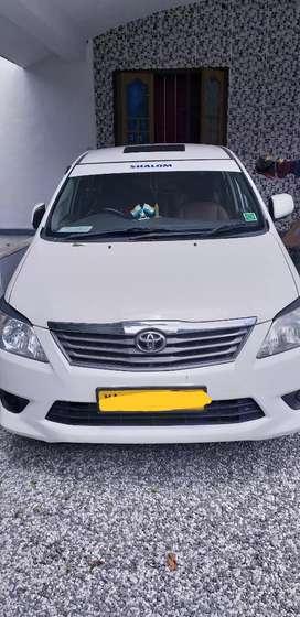 Toyota Innova 2012 good very good condition
