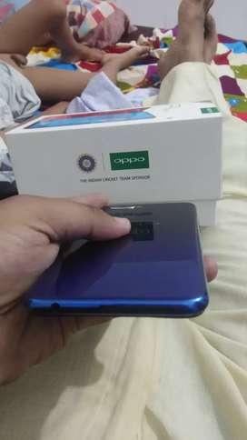 F 9 pro Gud Candison charger box bill 6 GB 64 gb