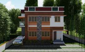 A NEW BUILT 3BED ROOM 1200SQ FT 3CENTS HOUS EIN JUBILEE HOSPITAL,TSR