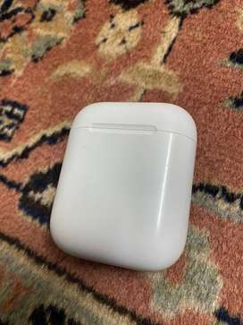 Original apple Airpods case for sale