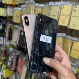 Iphone xs max 64Gb bh 85% up gas