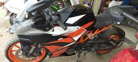 KTM RC 200 ABS 2019 5 Years insurance