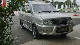 Kijang lgx 2004 1.8 bensin
