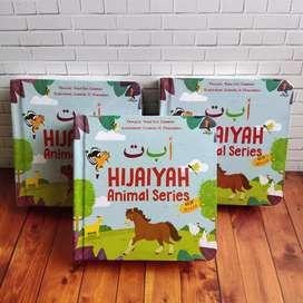 buku hijaiyyah ( animal series)