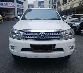 Promo DP 25 Juta!!! Toyota Fortuner 2.7 G-Lux 2011 Automatic