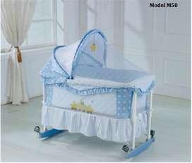 tri star baby bed set tipe M50