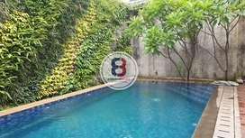 Rumah Dijual di Cilandak Kemang Cipete Jakarta Selatan Swimming Pool
