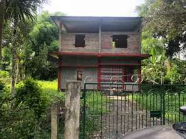 Ugently Selling Land With House