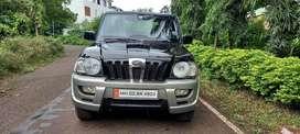 Mahindra Scorpio 2002-2013 Vlx BS-IV, 2011, Diesel