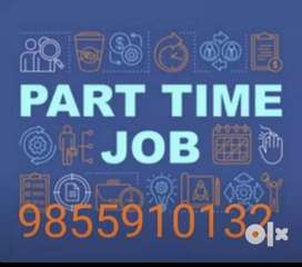 Excellent home based part time job data entry work
