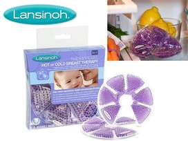 Lansinoh Therapearl 3-in-1 Women Chest Therapy Pads Like Avent Medela