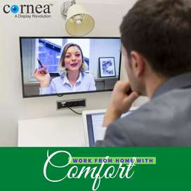 """New Cornea 40"""" full Hd led smart tv."""