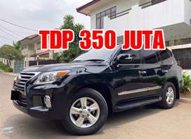 TDP350JT- LX570 Luxury New Model 2012/2013 ATPM Black Lexus LX 570