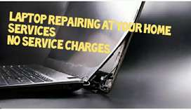 Laptop repair home services Free