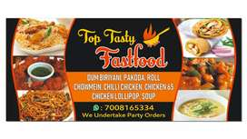 URGENTLY NEEDED A FASTFOOD COOK